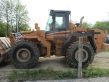 2002 CASE 821 C wheel loader