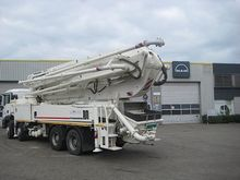 2007 MAN 41.400 concrete pump