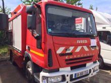 2005 IVECO 80E17 fire truck