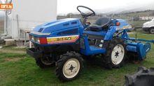 ISEKI 135 mini tractor