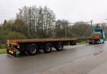 2003 DOLL low bed semi-trailer