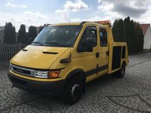 2003 IVECO Daily tow truck