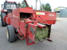 FAHR HD400 square baler
