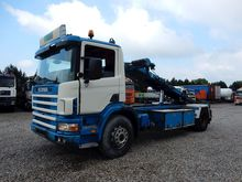 1997 SCANIA P94/260 cable syste