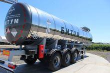 2016 BONUM 5214 bitumen tank tr