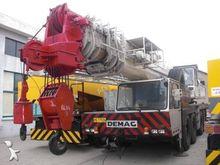 2000 DEMAG AC265 mobile crane