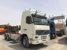 2001 VOLVO FH12 chassis truck