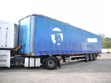 2001 CODER Tautliner tilt semi-