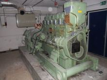 MERCEDES-BENZ genset 6 cil low
