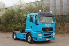 2008 MAN TGS 18.440 tractor uni