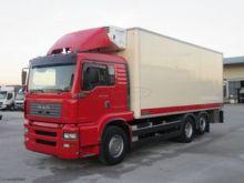 2003 MAN 26480 refrigerated tru