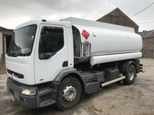 1997 RENAULT Premium 250 fuel t