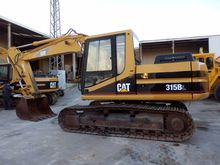 1998 CATERPILLAR 315BL tracked