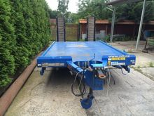 2009 ZDT PU 6080 low loader tra