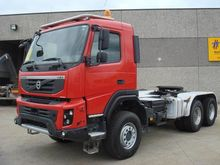 2012 VOLVO FMX 420 tractor unit