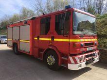 1999 Dennis fire truck