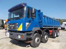 Used 1999 MAN F2000