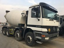 2000 MERCEDES-BENZ 4140 concret