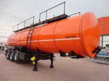 2017 NURSAN cisterna-bitumovoz