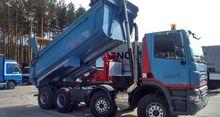 2007 DAF CF dump truck