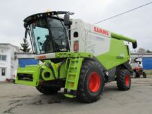 2014 CLAAS Lexion 670 combine-h