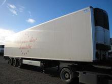 2010 KRONE refrigerated semi-tr