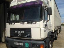 Used 1997 MAN 19-463