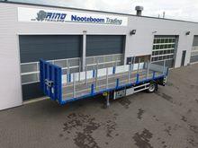 RINO® CT2801Ks flatbed trailer