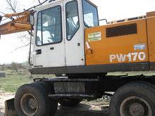 Used 1996 KOMATSU PW