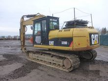 2010 CATERPILLAR 320 DL tracked