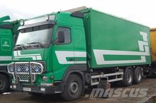 2001 VOLVO FH16 dump truck