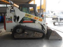 2011 BOBCAT T 190 compact track