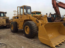 2015 CATERPILLAR 950F wheel loa