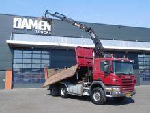 2007 SCANIA P 380 CB dump truck