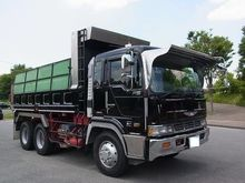 1993 HINO Profia dump truck