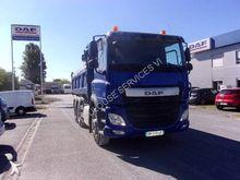 2015 DAF CF dump truck