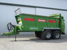2009 BERGMANN TSW 5210 S manure