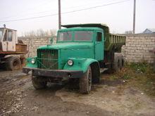 1992 KRAZ 256B1 dump truck