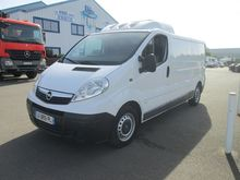 2007 OPEL Vivaro refrigerated t