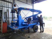 BIMGX510L & WS50 wood splitter