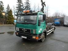 2000 MAN 8.163 LC hook lift