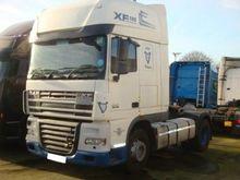 Used DAF XF105 460 t