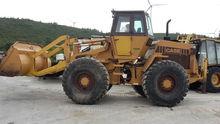 1988 CASE W 15 wheel loader