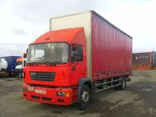 2005 ERF ECM 220 tilt truck by