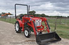 YANMAR YM1510D wheel tractor
