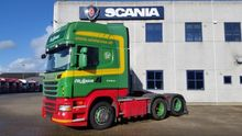 Used 2010 SCANIA R 4
