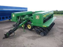 JOHN DEERE 455 mechanical seed