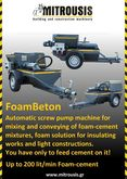 AFROBETON_RS stationary concret
