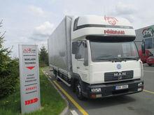 2003 MAN 8.185 LC tilt truck