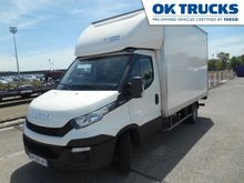 2014 IVECO Daily 35C15 closed b